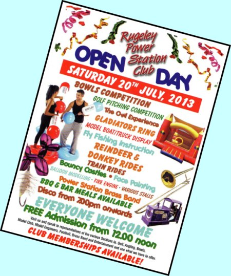 Open Day Prof 2013
