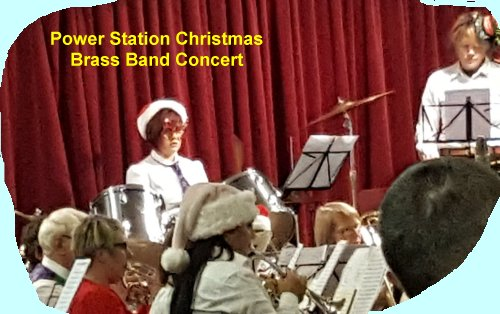Brass Band Xmas